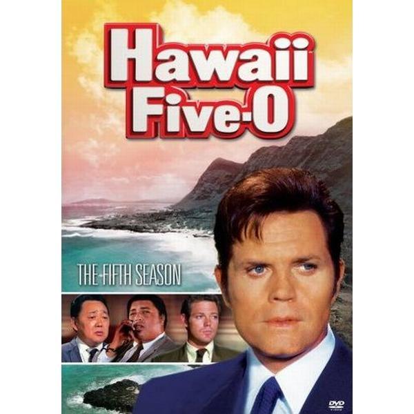 Hawaii five-0: Säsong 5 (DVD 2009)