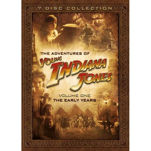 Young Indiana Jones Vol 1 (DVD)