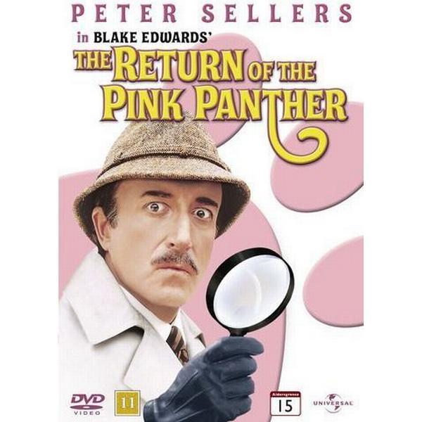 Rosa Pantern Kommer Tillbaka (DVD)