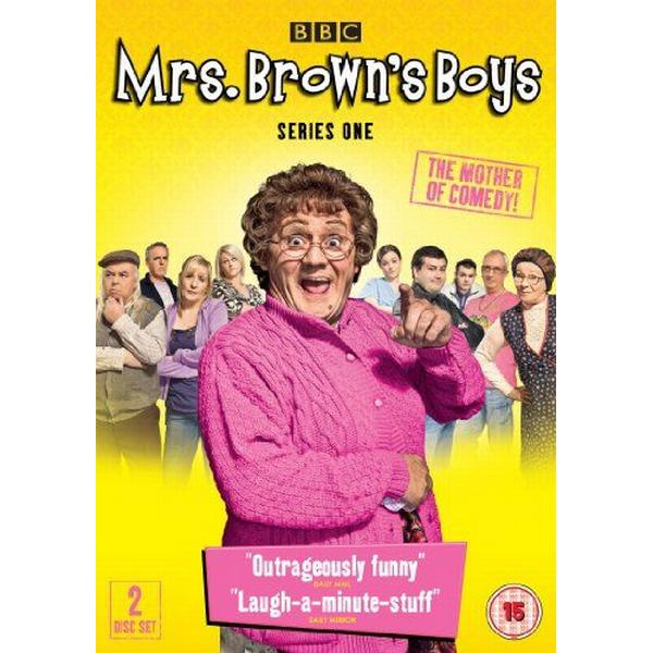 Mrs Brown's Boys Series 1 (DVD)