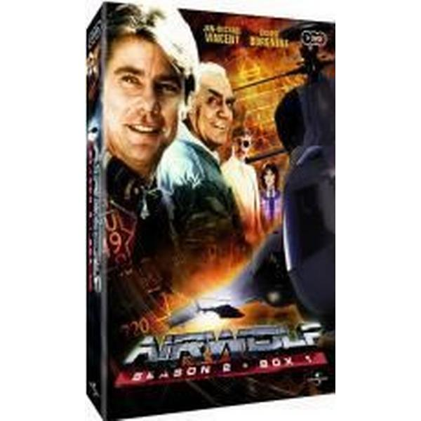 Airwolf Säsong 2 Box 1 (DVD)