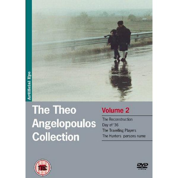 Theo Angelopoulos Collection - Vol.2 (DVD)