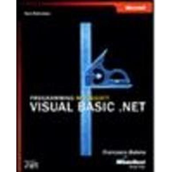 Programming Microsoft Visual Basic .NET (Core Reference) (Häftad, 2002)