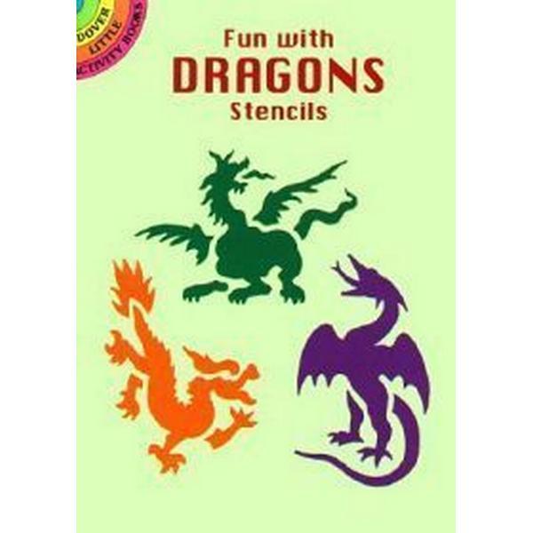 Fun with Dragons Stencils (Häftad, 2000)