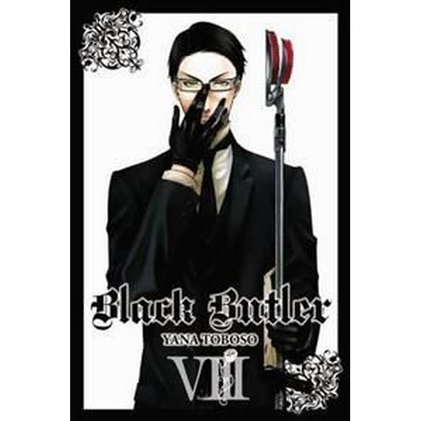 Black Butler 8 (Pocket, 2012)