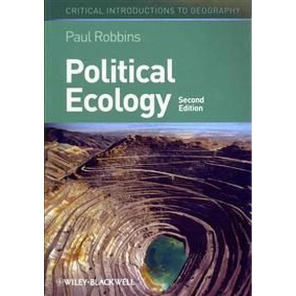 Political Ecology: A Critical Introduction (Häftad, 2011)