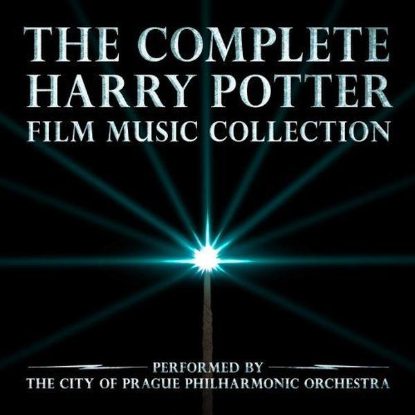 Soundtrack - Complete Harry Potter Film Music Collection (Original Soundt