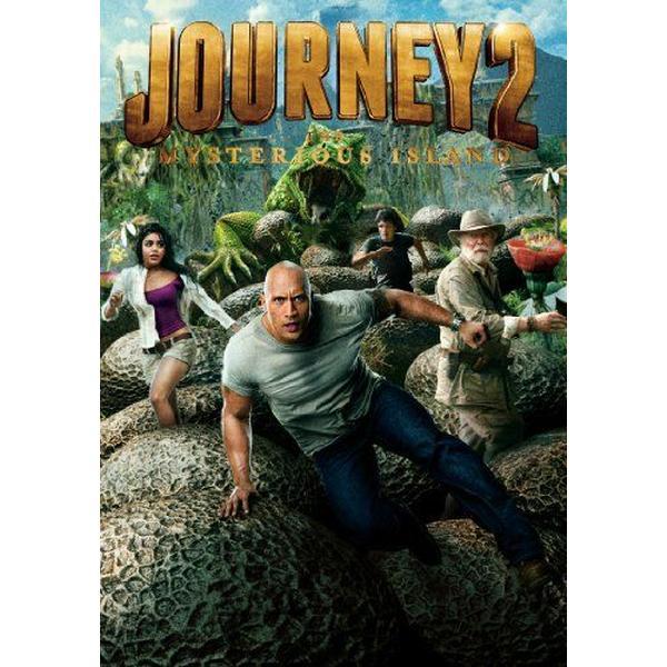 Journey 2: Mysterious Island (DVD 2012)