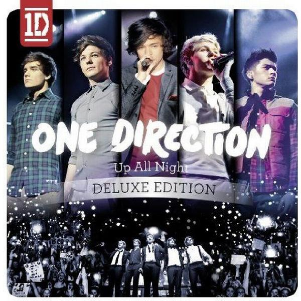 Up All Night The Live Tour (Blu-Ray)