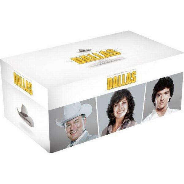 Dallas - Complete Season 1-14 (DVD)