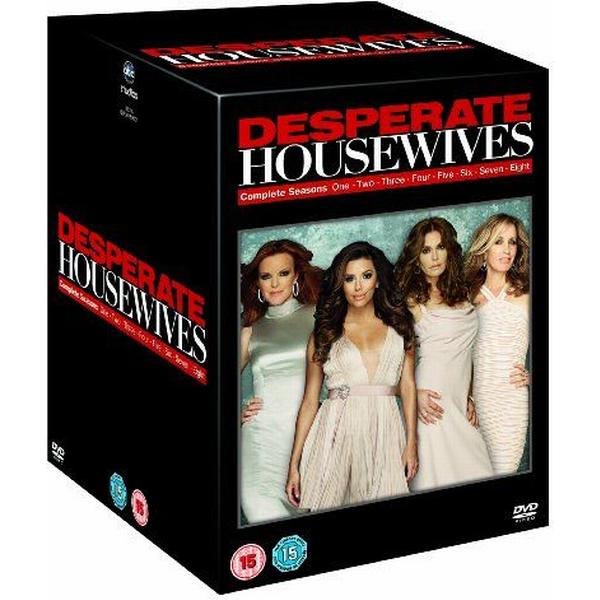 Desperate Housewives Complete Collection (DVD)