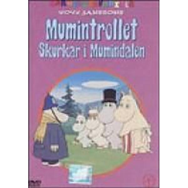 Mumintrollet: Skurkar i Mumindalen (DVD 1990)