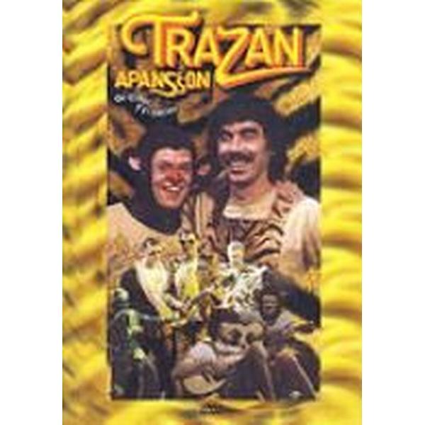 Trazan Apansson (DVD)