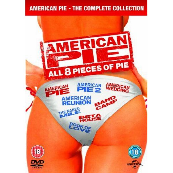 American Pie - 1-8 - Complete (DVD)