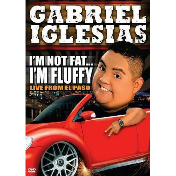 Gabriel Iglesias - I'm Not Fat I'm Fluffy (+Dvd
