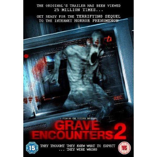 Grave Encounters 2 (DVD)