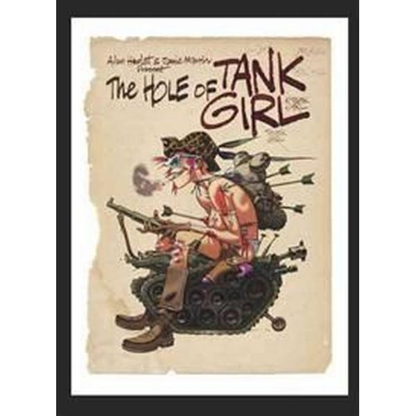 The Hole of Tank Girl, Inbunden, Inbunden