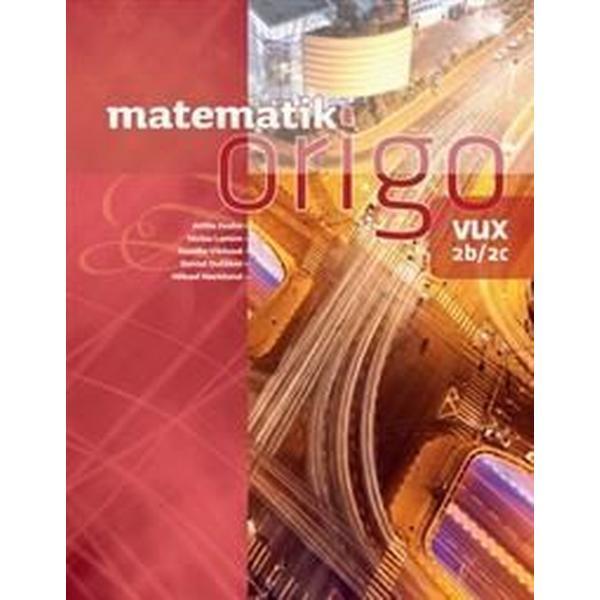 Matematik Origo 2b/2c vux (Häftad, 2012)