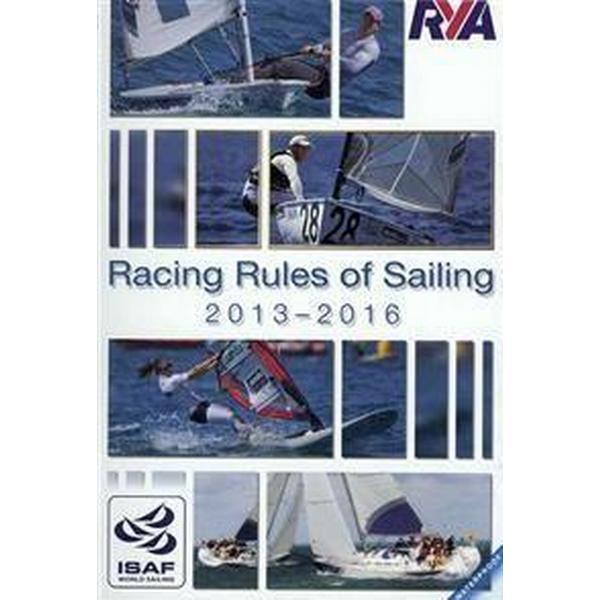 Rya Racing Rules of Sailing 2013-2016