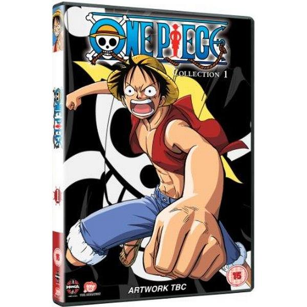 One Piece Collection 1 (Episodes 1-26 (DVD)