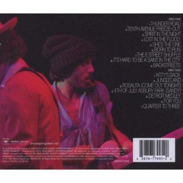 Springsteen Bruce - Hammersmith Odeon L