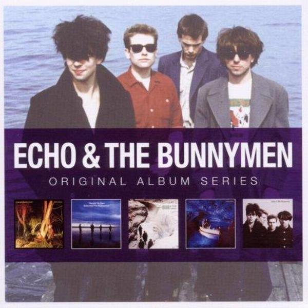 Echo And The Bunnymen - Original Album Series (5cdbox