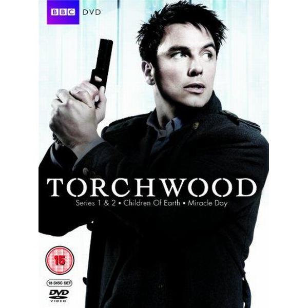 Torchwood - Series 1-4 (18-disc)