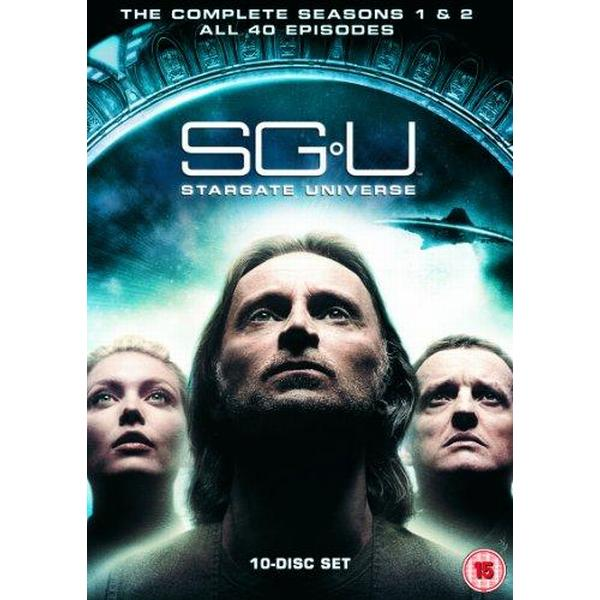 Stargate Universe The Complete Series (Season 1 And 2 (DVD)