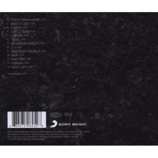 Imogen Heap: Ellipse | CD review | Music | The Guardian