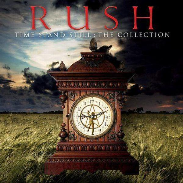 Rush - Time Stand Still The Collection