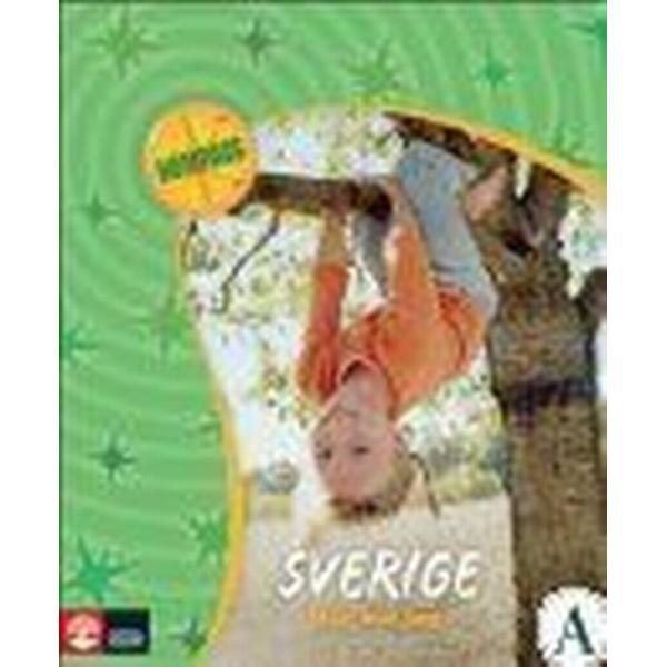 Kompass Sverige - Här bor vi Grundbok (Häftad, 2009)