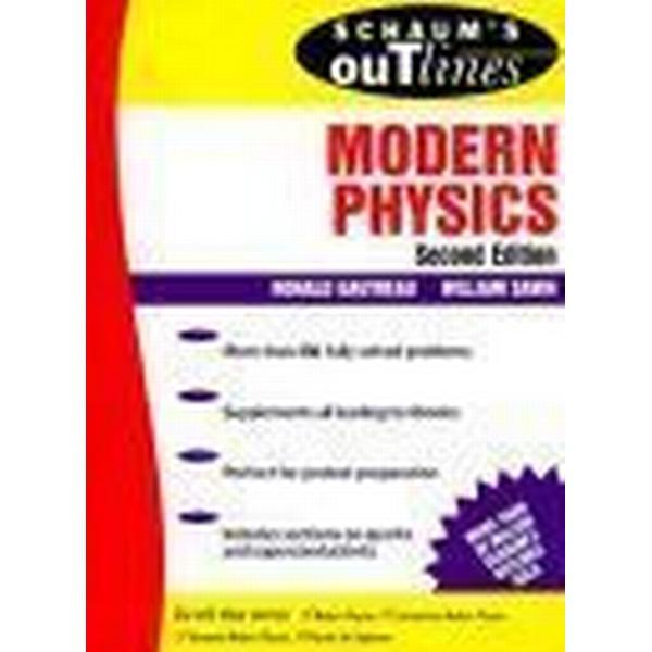 Schaum's Outline of Modern Physics (Häftad, 1999)