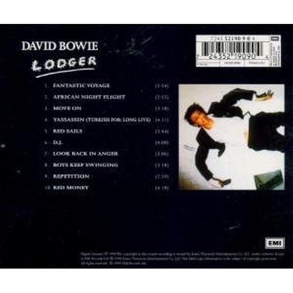 Bowie David - Lodger