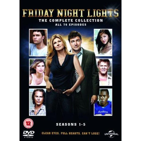 Friday Night Lights Seasons 1-5 (DVD)