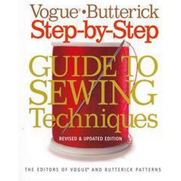 Vogue Butterick Step-by-step Guide to Sewing Techniques