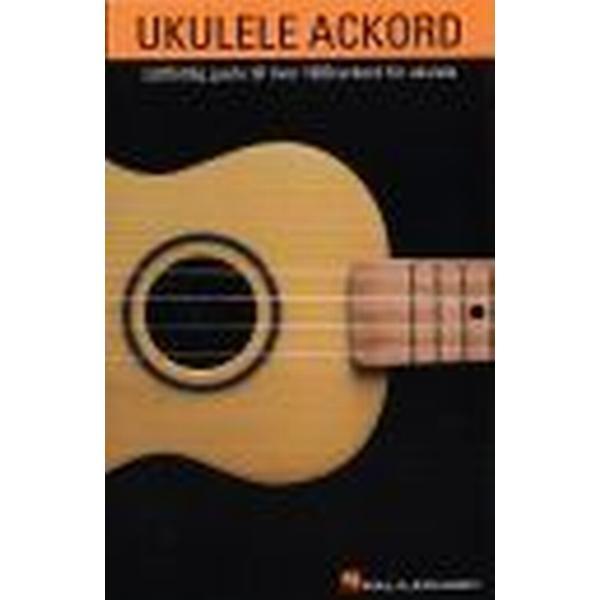 Swedish- Ukulele Chord Finder 6x9 (Häftad, 2006)