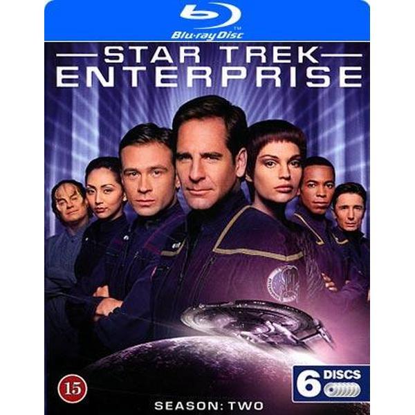 Star Trek: Enterprise / Säsong 2 (Blu-Ray 2013)
