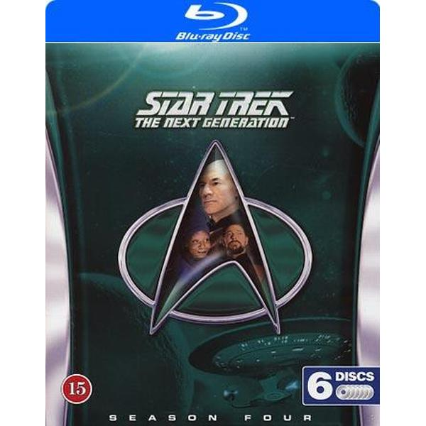 Star Trek: TNG / Säsong 4 (Blu-Ray 2013)