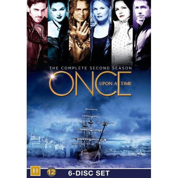 Once upon a time: Säsong 2 (6DVD) (DVD 2013)
