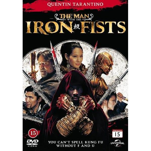 Man with the iron fists (DVD) (DVD 2012)