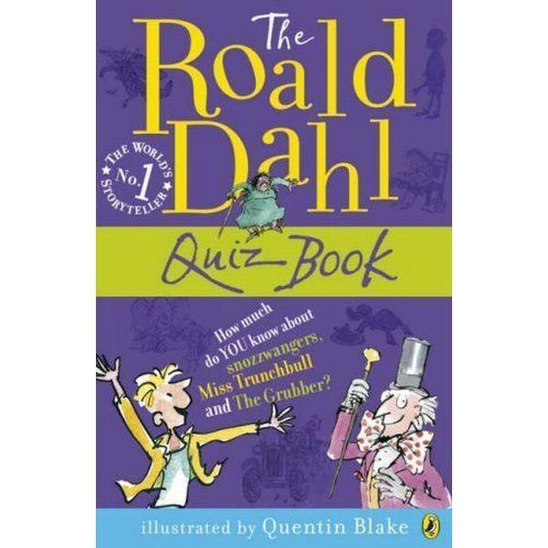 The Roald Dahl Quiz Book (Storpocket, 2008)