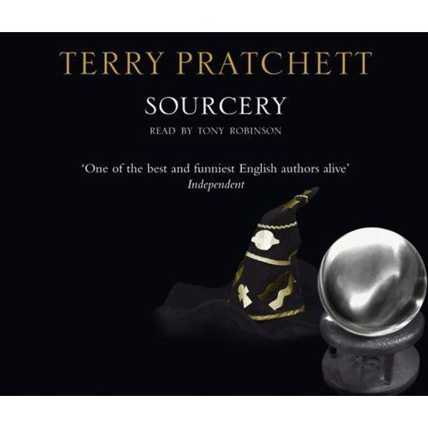 Sourcery (Discworld Novels)