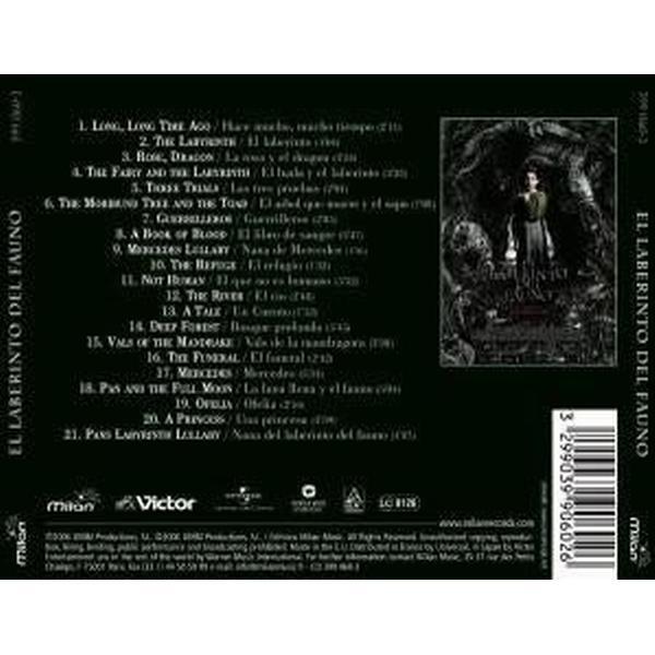 Soundtrack - Pan\s Labyrinth