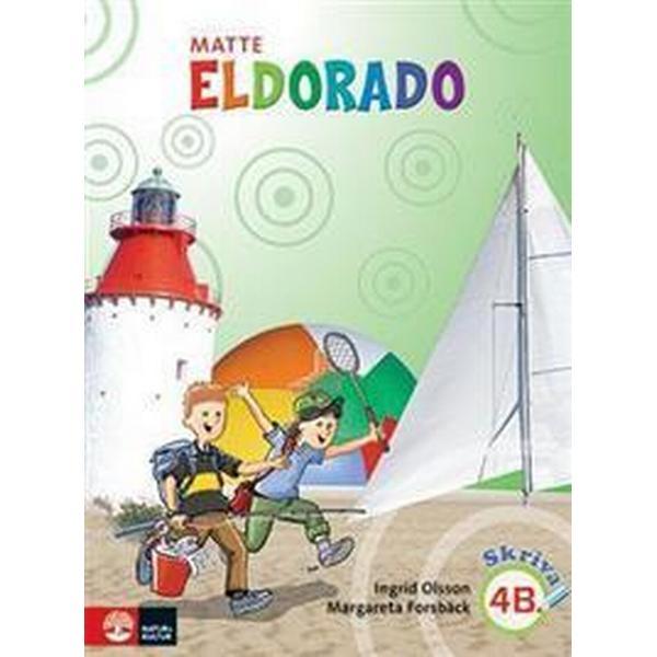 Eldorado, matte 4B Grundbok Skriva (Häftad, 2012)