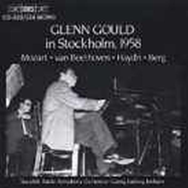 Gould Glenn - In Stockholm 1958 - Mozart/beethove
