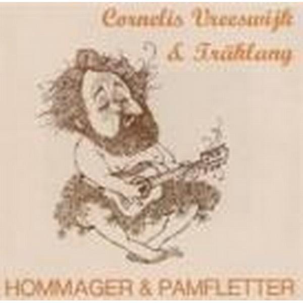 Vreeswijk Cornelis & Träklang - Hommager & Pamfletter