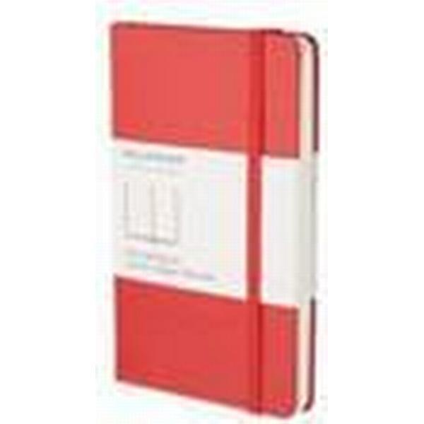 Moleskine Red Plain Notebook (Inbunden, 2008)