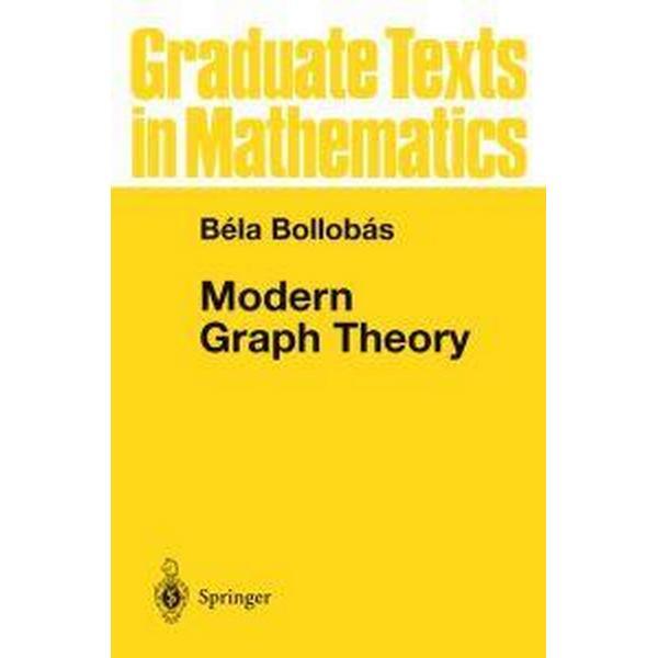 Modern Graph Theory (Häftad, 1998)