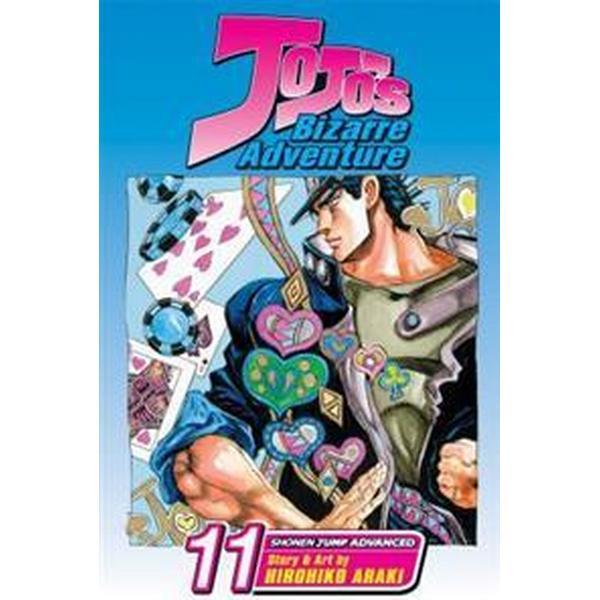 Jojo's Bizarre Adventure, Volume 11 (Häftad, 2009)
