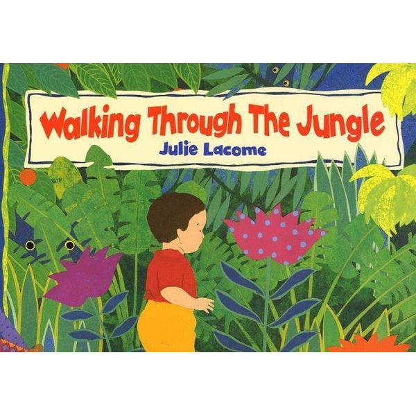Walking Through the Jungle (Big Books)